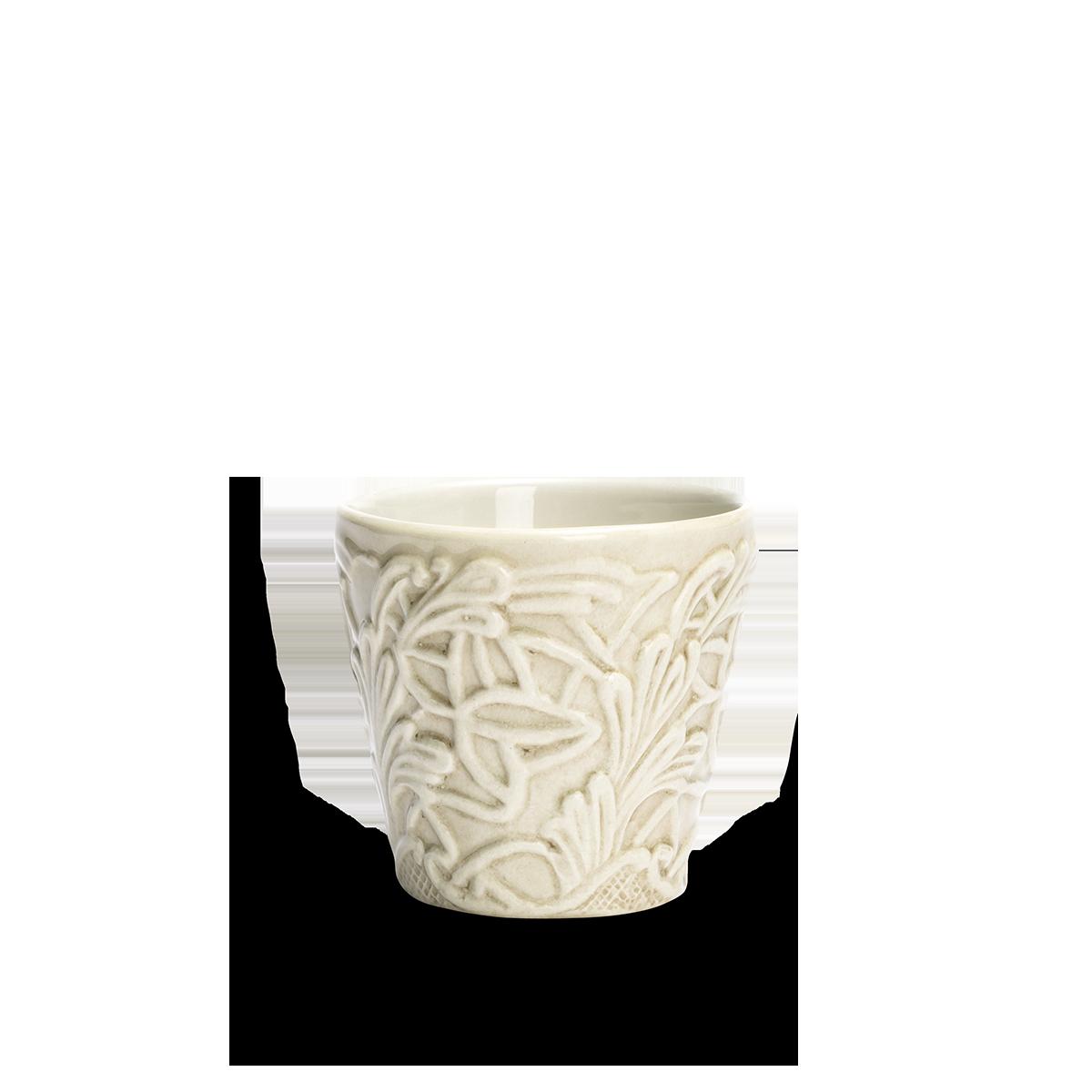 Spets Espressokopp Sand 10 cl