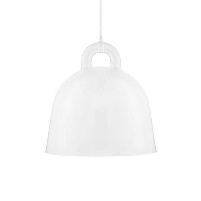 Bell Lampa Vit Large