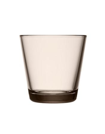 Kartio Glas Hør 21 cl 2-pak
