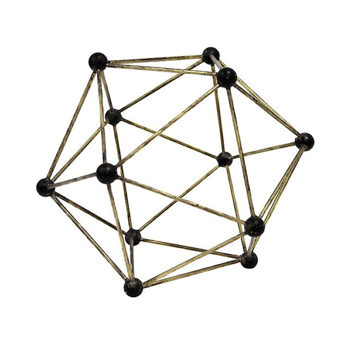 Molekyle Messing pynt
