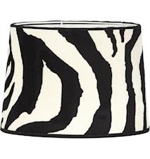 Lampskärm Sofia Zebra