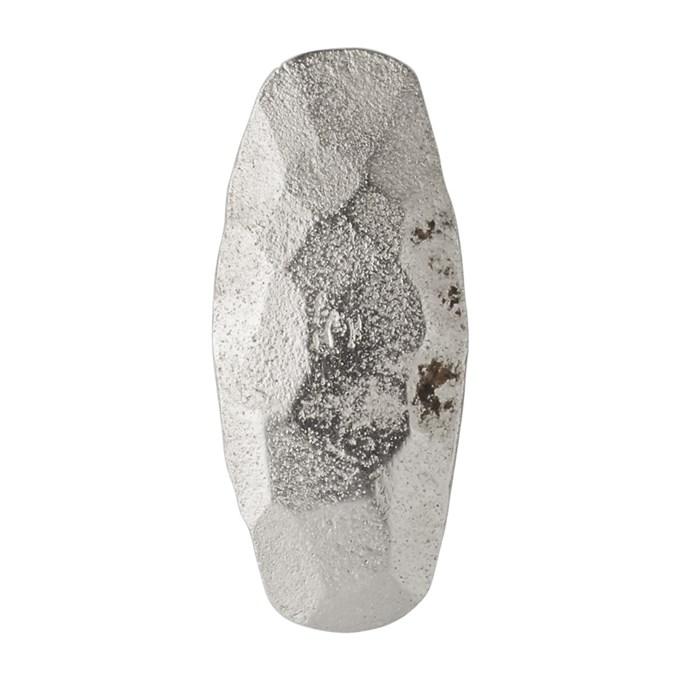 Dana Knopp 3.5×2.5 cm – Silver