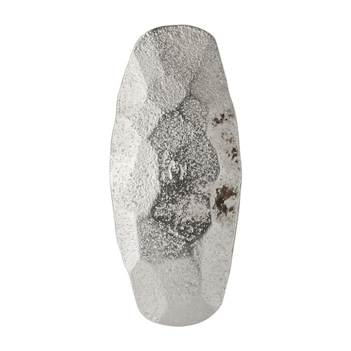 Dana Knopp 3.5x2.5 cm - Silver