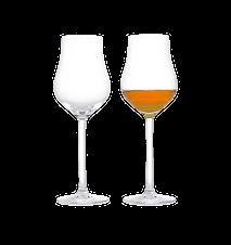 Premium Brännvinsglas 23 cl klar 2 st