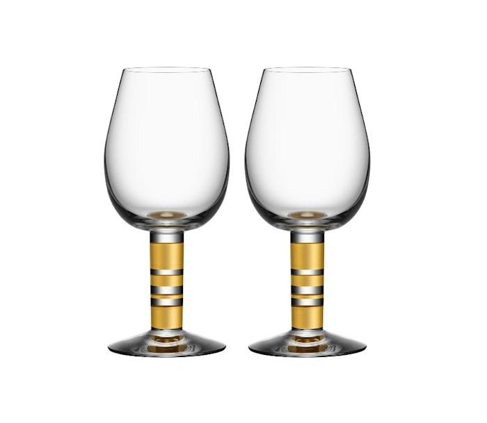 Per Morberg Premium Rødvinsglas 2-pak 62 cl Klar