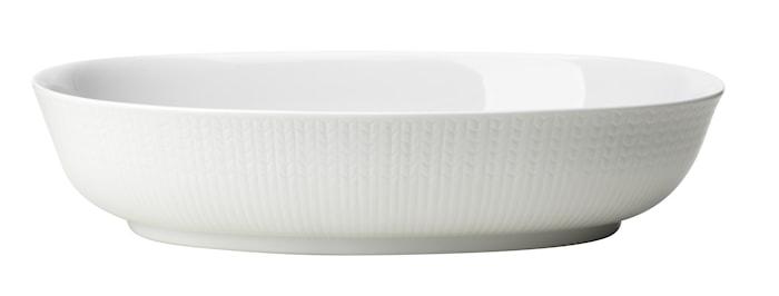 Swedish Grace ildfast form 20x28 cm 1,7 L snø