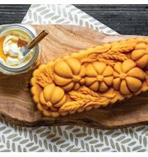 Wheat and Pumpkin Kakform