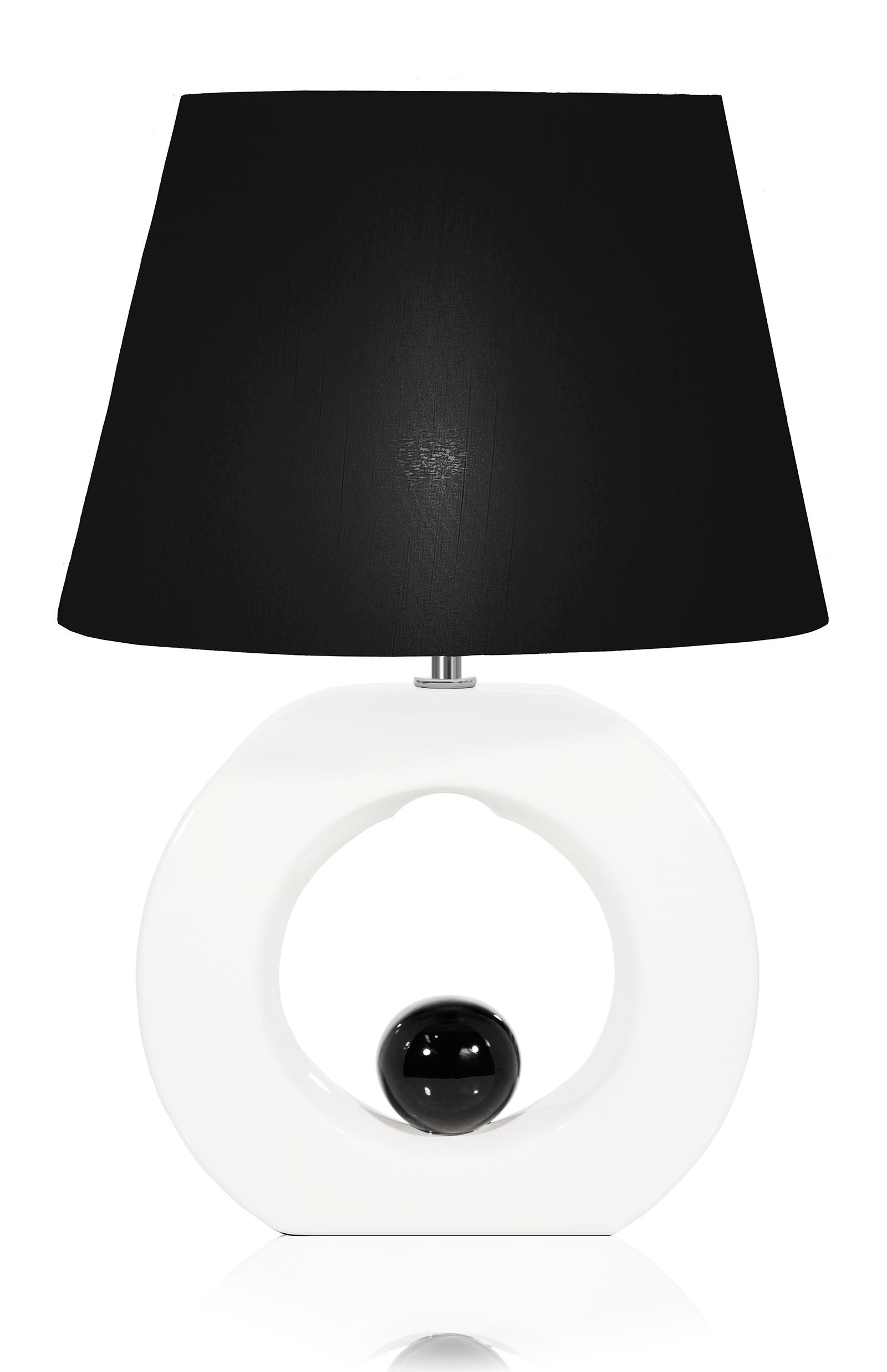 Circle Bordslampa Vit