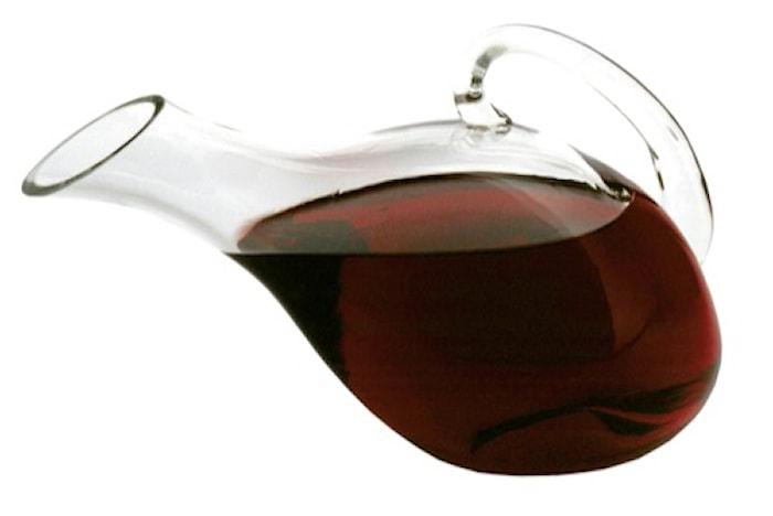 """Vinkaraffel And"""" 1,2 liter"""""""