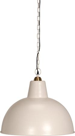 Scottsville Taklampa Ljusrosa 52cm