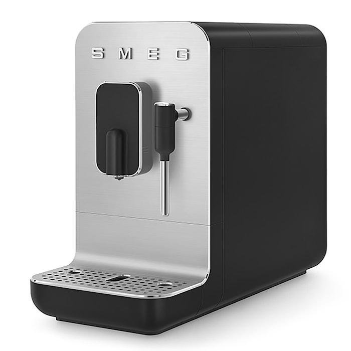 Helautomatisk Espressomaskin med Mjölkskummare Svart 1,4L