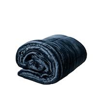 Minky 6 kg Gewichtsdecke Marineblau