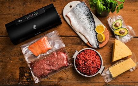 Vakuumförpackare Food Sealer Fresh