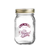 Säilytyspurkki 'Original & Best' Kilner