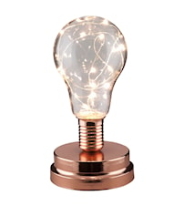 Lyhty LED-nauhalla 18 cm