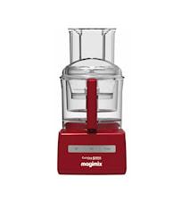 Jubileum 5200 XL procesador de alimentos 1100W rojo