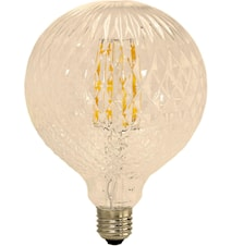Elegance LED Cristal Cristal Gold 125mm