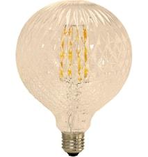 Elegance LED Cristal Cristal Gold 125 mm