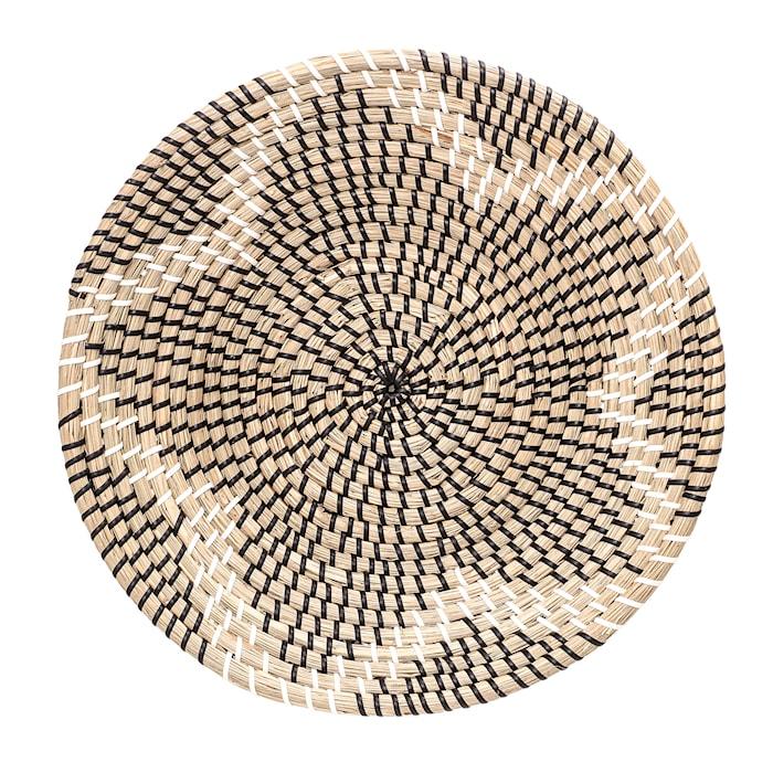 Tarjotin Meriruoho Ø 36x7 cm - Natur
