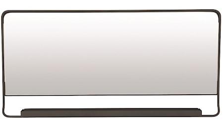Spegel Chic 80x40 cm Svart