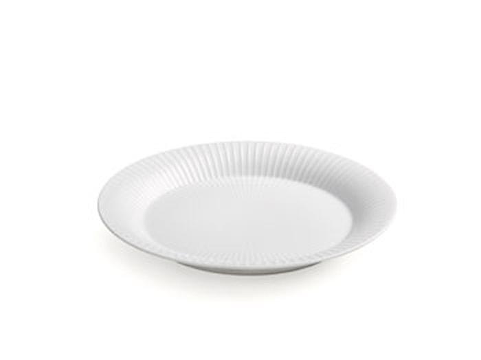 Hammershøi tallerken hvid Ø 22 cm