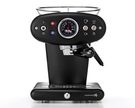 X1 E&C 60248IL Espressomaskin Svart