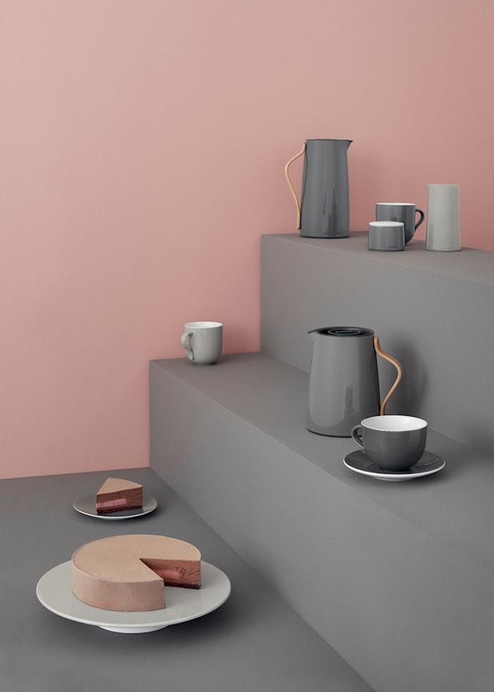 Emma Termoskanne Kaffe 1,2 L Grå