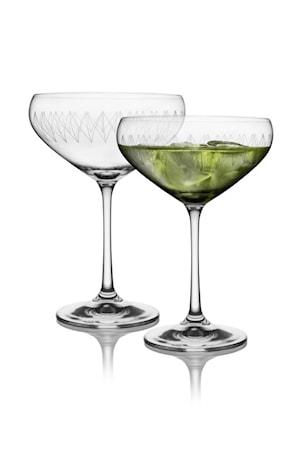 Drink Cocktailglas 40cl 2-pack