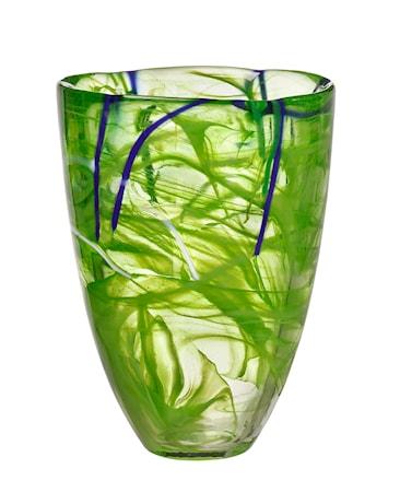 Contrast Lime Vaasi 20 cm