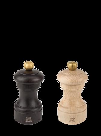 Bistro Duo suklaa/luonnonvärinen 10 cm
