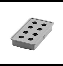 Isform Bollar Silikon Ø3cm