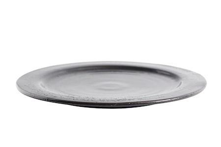 Swift Tallrik Keramik Svart 22 cm