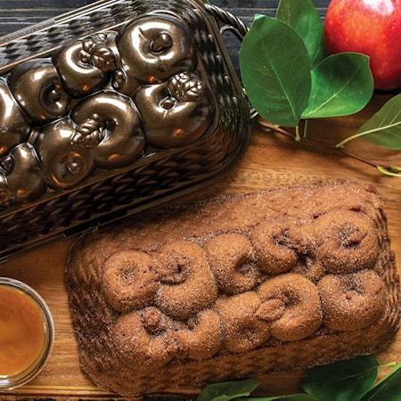 Apple Basket Brødform
