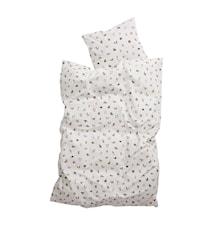 Junior Sängkläder 100x140 cm Forrest Cappuccino
