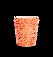 Spets Mugg Orange 30 cl