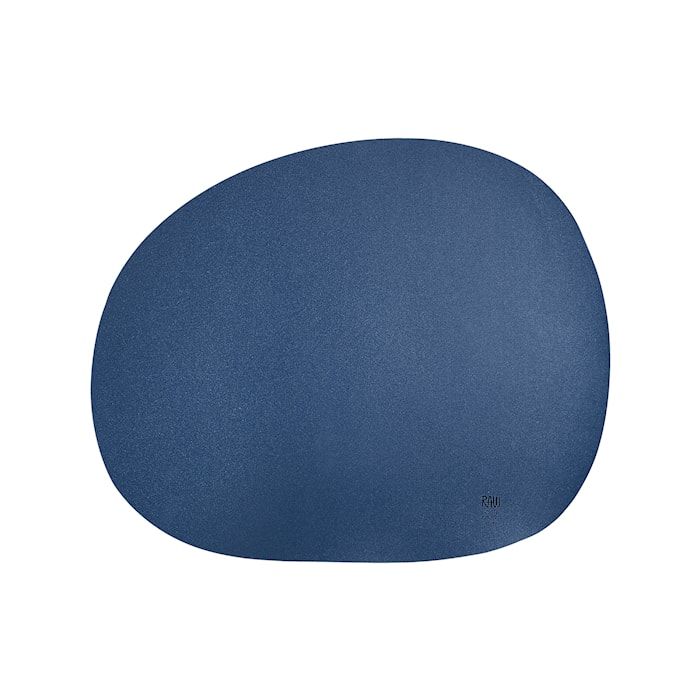 Raw Organic Bordstablett Marinblå 6-pack