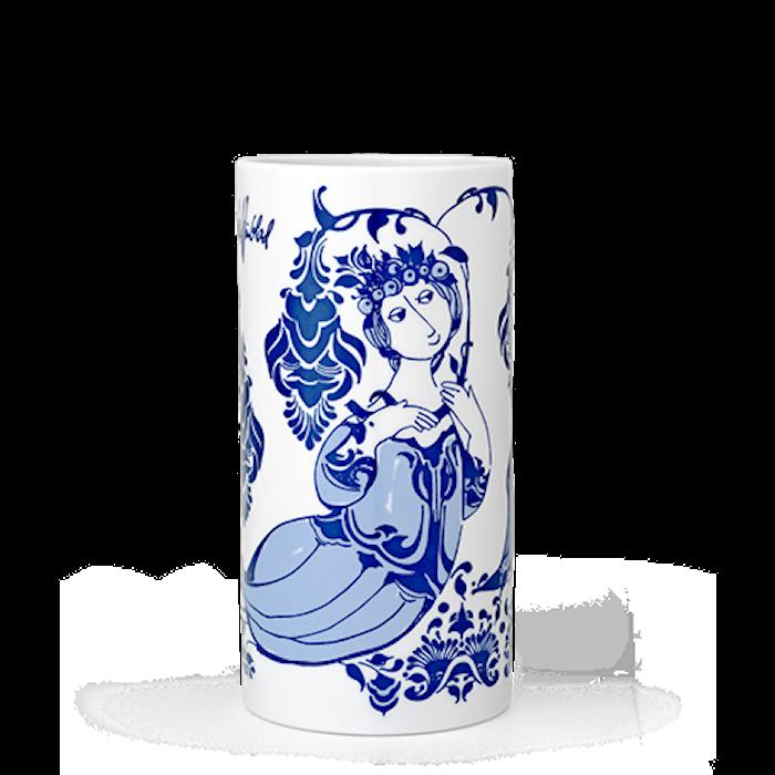 Lily Vas blå H18