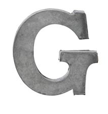 Letter Zinc Multiple Versions