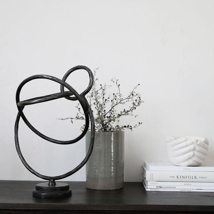 Skulptur Circles 32 cm