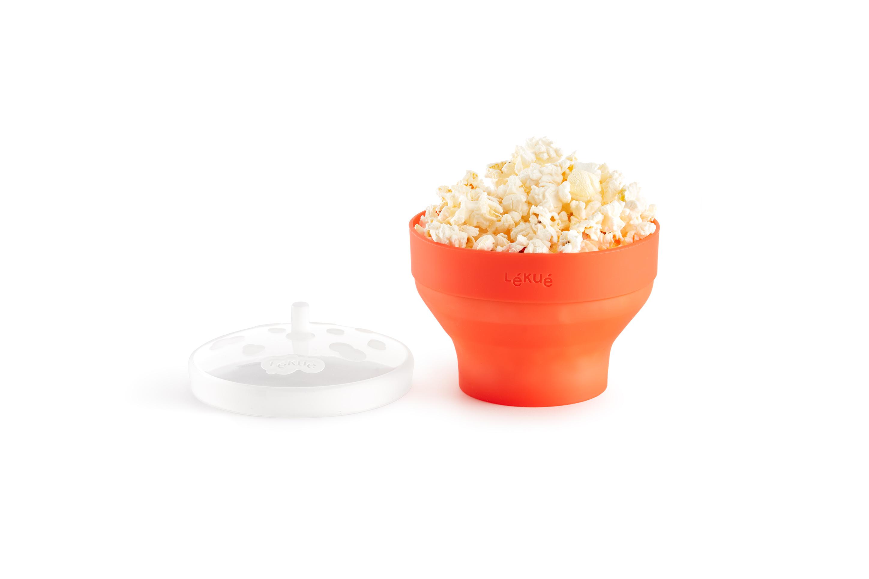 Mini Microwave Popcorn 1st