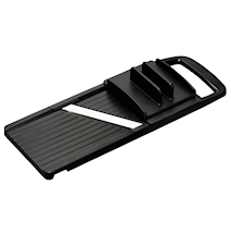 Mandoline Slicer with Ceramic Blade XL Black