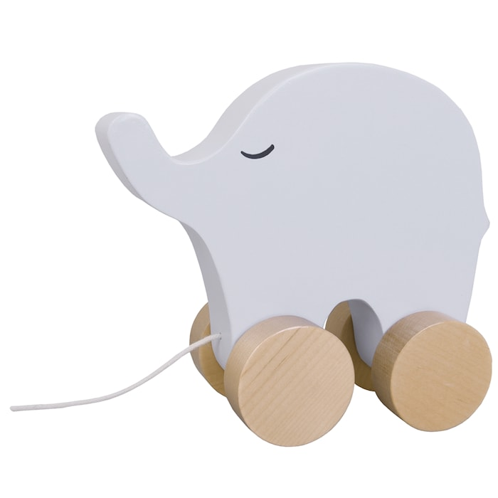 Dragdjur elefant