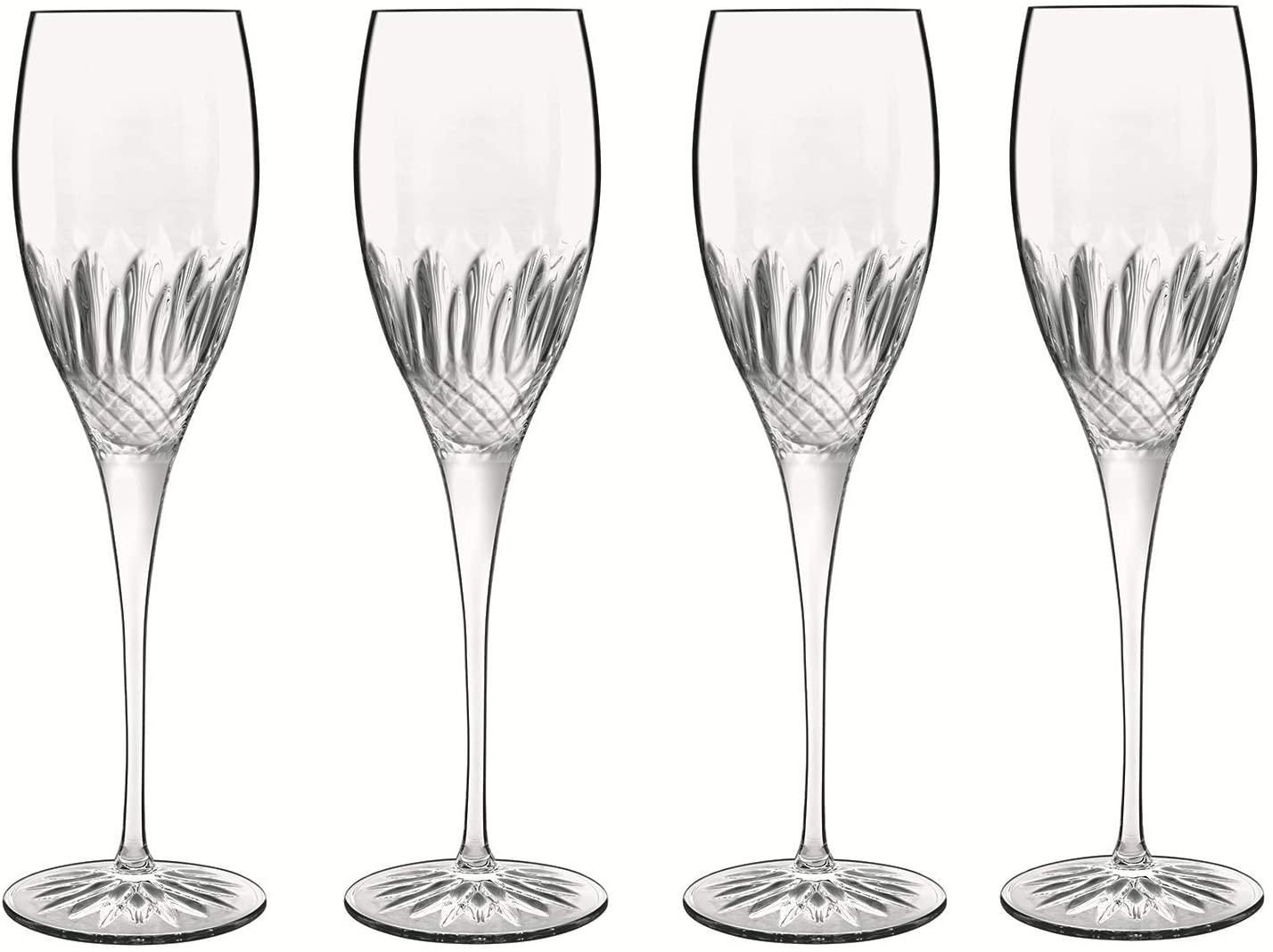 Diamante Champagneglas 4 st 22cl
