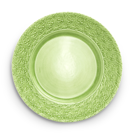 Spets Fat Grön 42 cm