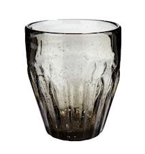Dricksglas 10 cm Grå