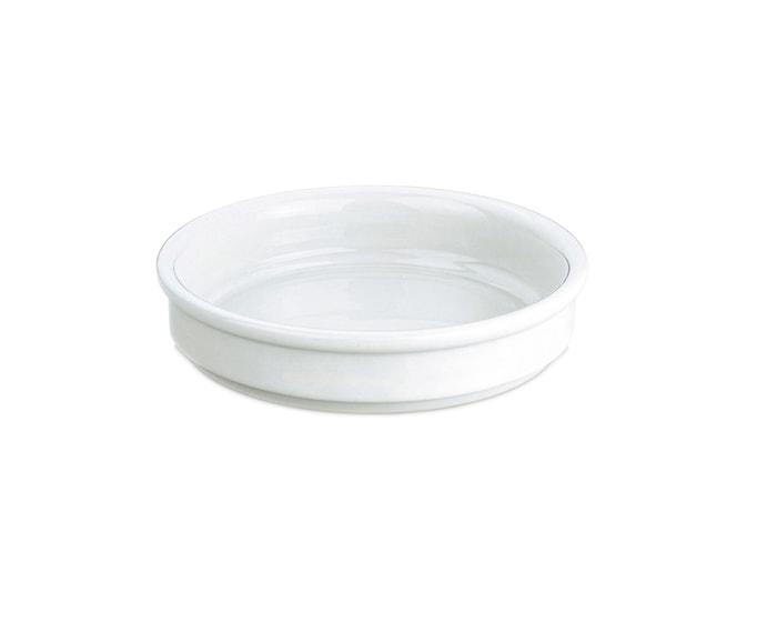 Dessertskål vit Ø 14 cm