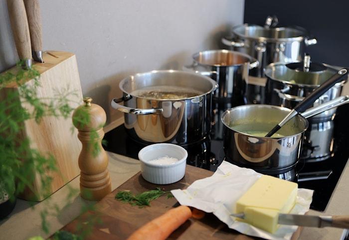 Provence Plus Grytesett 5 deler