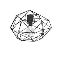 Diamond Plafondi Musta