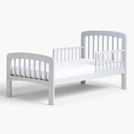 Lux Juniorsäng Vit 70x140cm