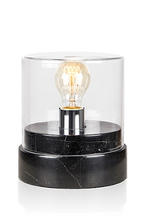 Bordslampa Marmi Wide Svart